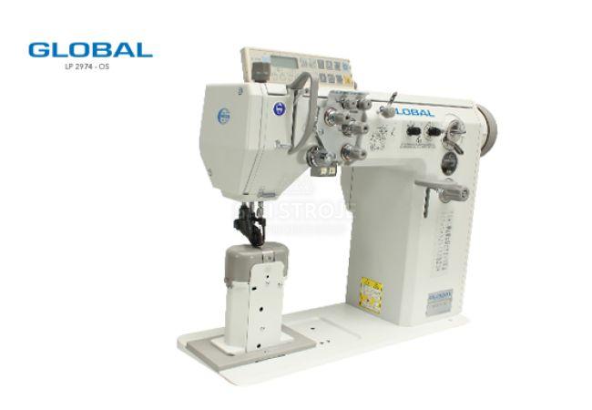 Šicí stroj Global LP 2974 OS -1
