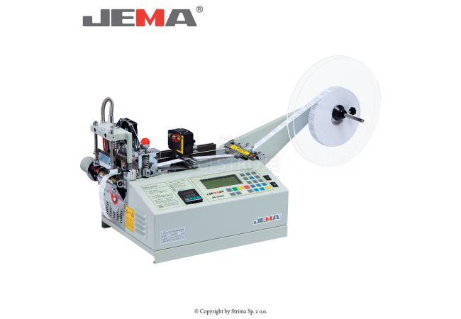 Dělička, řezačka popruhů s laserovou kontrolou JM-120SH