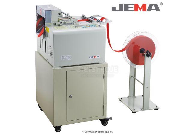 Dělička, řezačka popruhů automatická na těžké materiály JM-130L