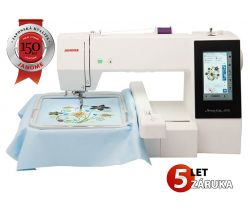 xJANOME MEMORY CRAFT 500E