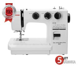 JANOME EASY JEANS HEAVY DUTY 523