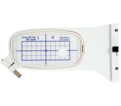 Vyšívací rámeček HOOP RE10B 100x40mm
