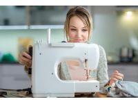 U nás si můžete šicí stroje vyzkoušet