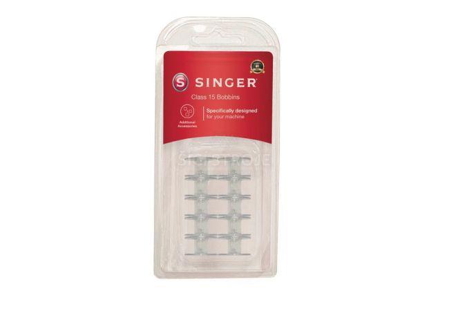 Cívky pro šicí stroje Singer (typ 15) 250061003