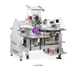 Průmyslový vyšívací stroj TEXI 1201 TS PREMIUM CH+TS+C SET