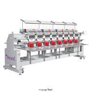 Průmyslový vyšívací stroj TEXI 1208 TS PREMIUM