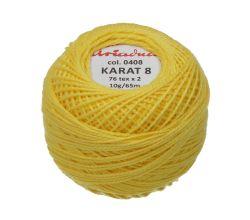 Příze Ariadna Karat 8 10 g - 0408