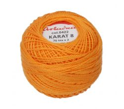 Příze Ariadna Karat 8 10 g - 0422