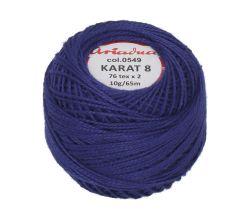 Příze Ariadna Karat 8 10 g - 0549