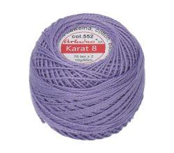Příze Ariadna Karat 8 10 g - 0552