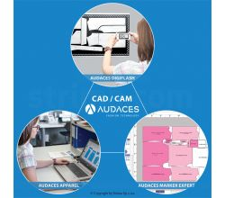 CAD system AUDACES 1,2,3