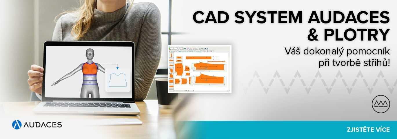 CAD systém AUDACES