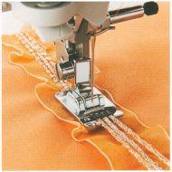Patka pro našívání až 3 tkanic pro šicí stroje do 7 mm