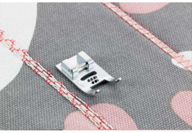 Patka pro našívání až 5 tkanic 7 mm Brother NF019