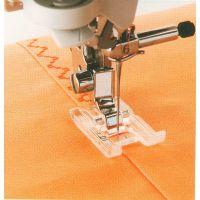 Patka průhledná pro šicí stroje do 7 mm