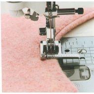 Patka s pravítkem pro šicí stroje do 7 mm