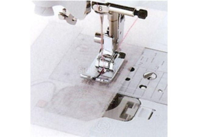 Patka pro rovný steh pro šicí stroje do 7 mm