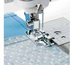 Patchworková patka s vodítkem pro šicí stroje do 7 mm