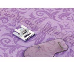 Sámková patka s 9 prohlubněmi pro šicí stroje do 7 mm