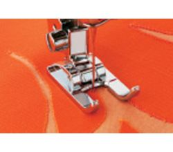 Otevřená patka pro našívání aplikací do 7 mm