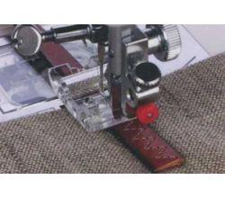 Válcová (kolečková) patka pro šicí stroje do 7 mm