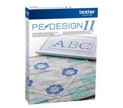 Vyšívací program Brother PE-Design 11