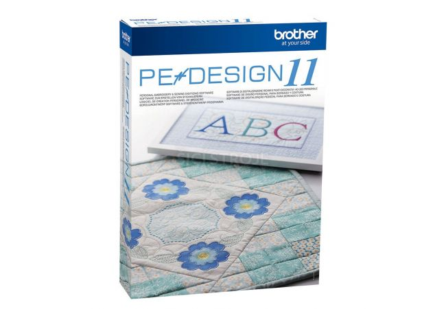 Vyšívací program Brother PE-Design 11