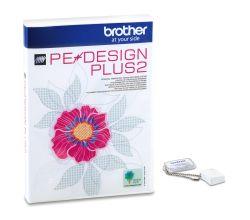 Vyšívací program Brother PE-Design Plus 2