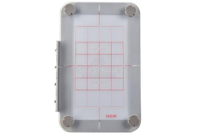 Kovový rámeček Sewtech SA434M
