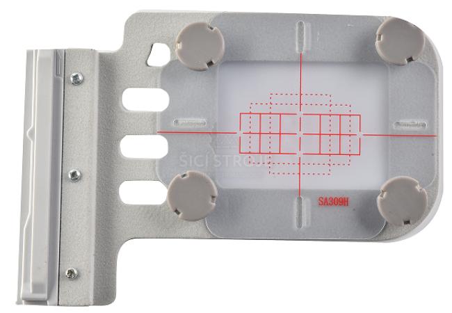 Kovový rámeček Sewtech SA437M