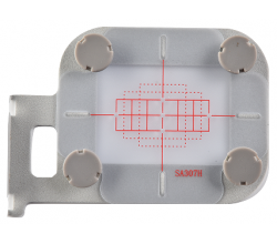 Kovový rámeček Sewtech SA442M