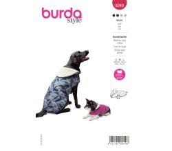 Střih Burda 6049 - Obleček pro pejsky