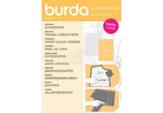 Kopírovací papír (bílý, žlutý) Burda