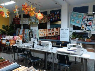 Kreativní výstava a patchwork v Jihlavě