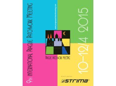 9. mezinárodní výstava Prague Patchwork Meeting 2015