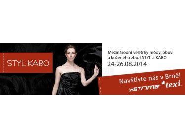 Styl Kabo v Brně 24.-26.08. 2014