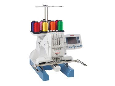 Vyšívací stroje - jak vybrat?