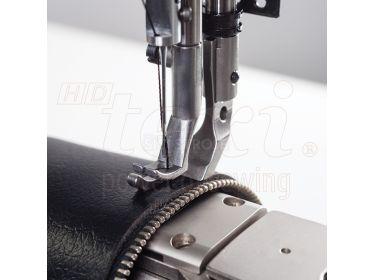 Průmyslové šicí stroje TEXI HD pro čalouníky, automotive, brašnáře atd.