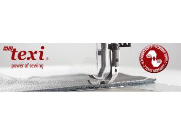 HEAVY DUTY – nová linie Texi šicích strojů