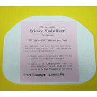 Lepící stabilizátor na čepice - 20 ks