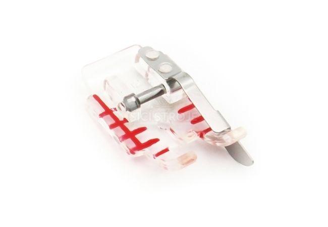 Patka na patchwork 6 mm s vodičem průhledná Husqvarna 412927445
