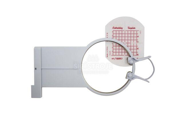 Vyšívací rámeček MINI EMBROIDERY SPRING HOOP 40x40