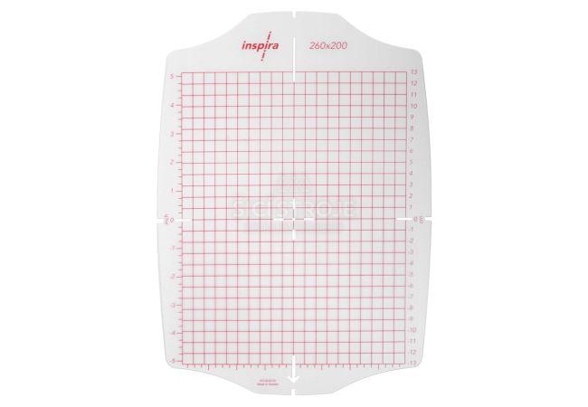 Šablona pro standardní rámeček 260x200