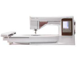 Husqvarna Designer Topaz 50 velikost stroje XL