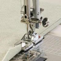 Patka podvíjející (obrubovací) 3mm 202044008 JANOME