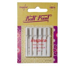 Jehly Inspira Pfaff, Husqvarna 620106296 ball point - 100 - 5 ks