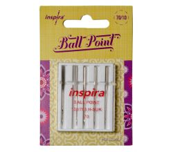 Jehly Inspira Pfaff, Husqvarna 620105996 ball point - 70 - 5 ks