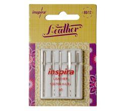 Jehly Inspira Pfaff, Husqvarna 620106496 leather - 80 - 5 ks