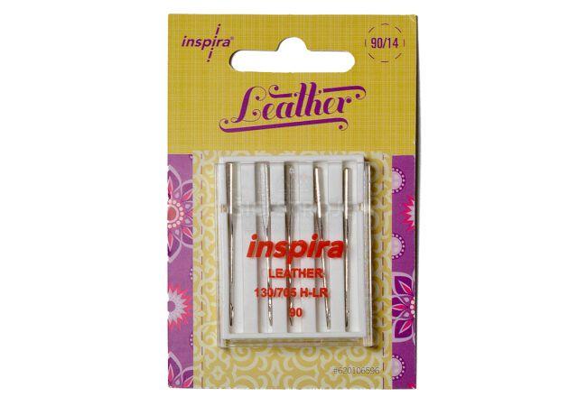 Jehly Inspira Pfaff, Husqvarna 620106596 leather - 90 - 5 ks