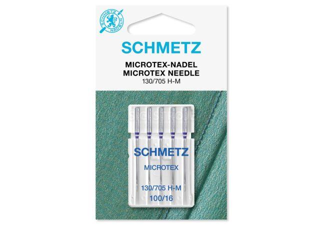 Jehly na mikrovlákno 130/705 H-M VES 100 MICROTEX